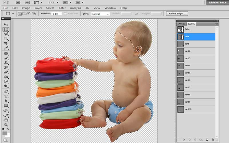 multiple-clipping-path-t-baby2bg